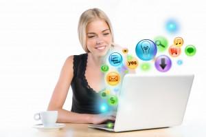 Sociala medier - vägen till ditt drömjobb. Använd sociala medier