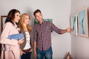 Öppna konstgalleri - starta konstgalleri - bli gallerist