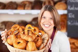 starta ditt eget bageri för matbröd, vitt bröd, rågbröd